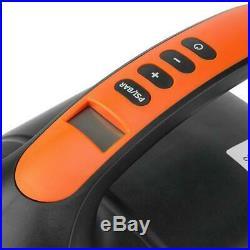 0-20 PSI SUP Electric Inflatable Pump Rubber Boat High Pressure Air Pump