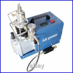 110V /220v High Pressure 30Mpa Electric Compressor Pump PCP Electric Air PumpU