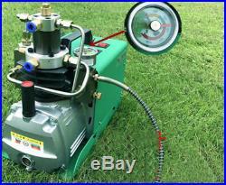 110V 30MPA High Pressure Air Pump Electric PCP Air Compressor for Air Bottles
