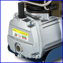110V 30MPa 4500 PSI Air Compressor Pump PCP Electric High Pressure