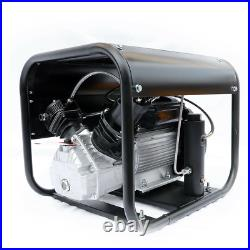 110V 4500 PSI High Pressure PCP Air Compressor for Air Rifles Paintball Tanks