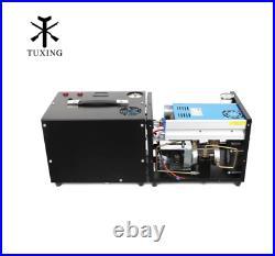 110V High Pressure Pump Air Compressor PCP Rifle Pneumatic Inflator 4500psi 30mp