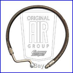1961-64 THUNDERBIRD AC HIGH PRESSURE LIQUID HOSE LINE Air Conditioning A/C