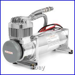 200 PSI Air Compressor 5 Gallon Air Tank for high-pressure air horns on-board