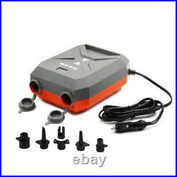 20PSI Electric Charging Air Pump High Pressure Speed Dual Stage For Outdoor SUP