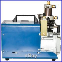 220V 30MPa Air Compressor Pump PCP Electric High Pressure System Rifle Hot Sale