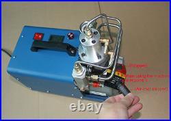 220V 30Mpa High Pressure Electric Compressor Pump PCP Electric Air Pump New
