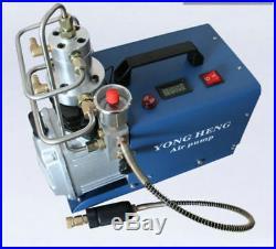 220V High Pressure 30Mpa Electric Compressor Pump PCP Electric Air Pump
