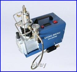 220V High Pressure 30Mpa Electric Compressor Pump PCP Electric Air Pump tech