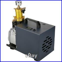 220V High Pressure 40Mpa Water Cooled Electric Air Compressor Pump System HighQ