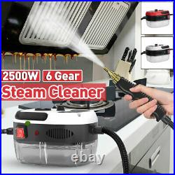 2500W Steam Cleaner Air Conditioner Kitchen Cleaning High Pressure Mechine Home