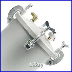 2 1/4 Gallon High Pressure Pot Tank Air Paint Spray Gun Painting Painter with2Hose