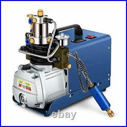 300BAR 30MPA 4500PSI High-Pressure Electric Air Compressor Pump, PCP