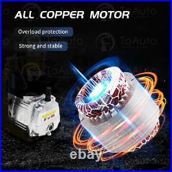 30MPA Air Compressor Pump Auto Shut down PCP Electric 4500PSI High Pressure 110V