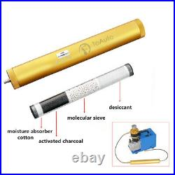 30MPA High Pressure PCP Air Compressor Filter Water Oil Separator Diving 4500PSI