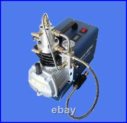 30MPa 40L/Min Electric High Pressure System Rifle Air Compressor Pump 220V