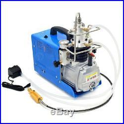 30MPa Air Compressor Pump 110V PCP Electric 4500PSI High Pressure Airgun Scuba