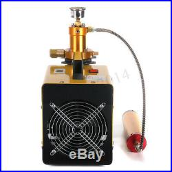 30MPa Air Compressor Pump 220V PCP Electric 4500PSI High Pressure Diving 80L/min