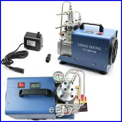 30MPa High Pressure 4500PSI PCP Electric Air Compressor Air Pump Diving 220V