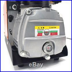 30MPa PCP Compressor Electric Air Pump High Pressure Rifle Diving 4500PSI 220V