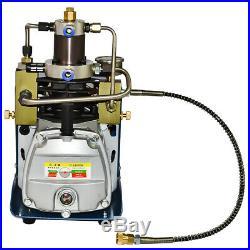 30MPa PCP Electric High Pressure System Air Compressor Pump 110V