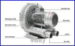 370W Industrial High Pressure Fan Vortex Vacuum Pump Vortex Air Pump Vortex Fan