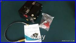 4500PSI High Pressure 12V DC 220/110V AC PCP Air Compressor Pump