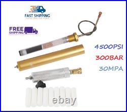 4500PSI High Pressure Pump Air PCP Compressor Diving Filter Oil Water Separator