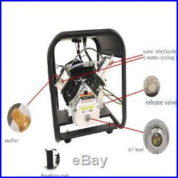4500psi 300 Bar PCP Compressor Auto Release Air And Auto Stop 110V-220v