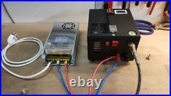 4500psi 300bar 30mpa 12V/220V For PCP Air Gun Inflatable PCP Air Compressor 12V
