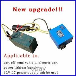 4500psi 300bar 30mpa 12v Pcp Air Compressor 220v Electric Portable High Pressure