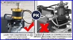 4500psi Pcp Air Auto Stop Compressor High Pressure 300Bar 110V