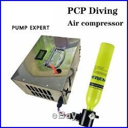 4500psi Pcp Air Compressor 12v Mini Pcp Including Transformer Car High Pressure