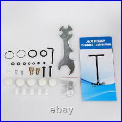 6000PSi High Pressure Air Hand Pump Oxygen Cylinder Air Tank Rifle PCP Inflator