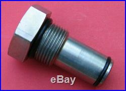 6.0L Powerstroke High Pressure Oil System IPR Air Test Fitting / Tool