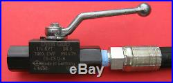6.0L Powerstroke High Pressure Oil System IPR Air Test Tool Test the right way