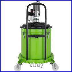 7.5 Gallon Grease Pump Air Pneumatic Compressed Gun High Pressure Lubricator