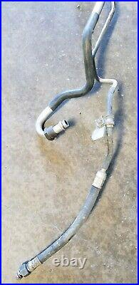 96-01 Audi A4 B5 OEM A/C Air Condition Line Hose High & Low Pressure