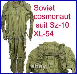 Air Force USSR Pilot Mig VKK-6M High Altitude Pressure Suit P-10