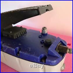 Air Operated High Pressure Hydraulic Pedal Pump 10,000 Psi
