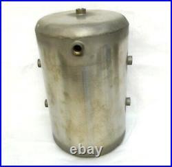 Aluminum Motorhome High Pressure Tank Air Brakes Nos