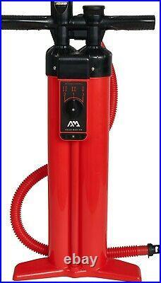Aqua Marina Liquid Air V3 High Pressure Hand Pump 20psi New 2021