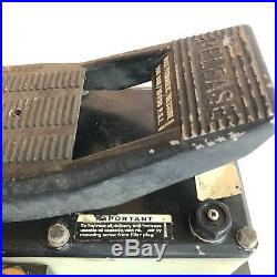 Auto Body shop Air Hydraulic Foot Pump 10000 PSI 700BAR Foot Pedal High Pressure
