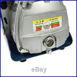 Blue 110V 30MPa Air Compressor Pump PCP High Pressure Rifle