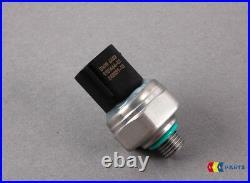 Bmw New 1 2 3 5 6 Genuine A/c Refrigerant Air Conditioning High Pressure Sensor
