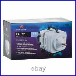 Coralife Super Luft High Pressure Air Pump SL- 65