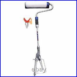 DUSICHIN DUS-133 Paint Roller Cover Power Paint Sprayer for High Pressure Air