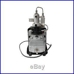 Easy-Use High Pressure Air Compressor PCP Airgun Airsoft Tank Filling
