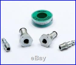 FORD 6.0 L- 7,3L High Pressure Oil System IPR Air Test Fitting Tool TR DIESEL