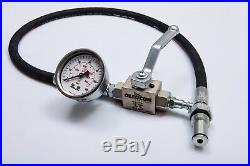 FORD 6.0 Powerstroke High Pressure Oil System IPR Air Test Tool SPECIAL KIT
